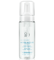 Biosource Self Foaming Cleanser Bottle 150ml Biotherm <p>The new Biosource Self-Foaming Cleansing Water purifies and perfectly cleanses the skin for an invigorating yet purifying result on skin. The light, foaming texture transforms into a smooth and delicate cream which cleanses gently and completely even delicate, sensitive skin. Soap-free to avoid skin dryness, the formula (non-drying active ingredient + soft surfactant) softens the skin. Don't wait any longer for a comforting and highly-sensory air-light break!</p>