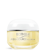 Aquasource Nutrition Jar 50ml Biotherm <p>Aquasource Nutrition is a highly nurturing rich balm that offers intense hydration for up to 48h, intense replenishment and comfort for very dry skin.<br /><br />Instantly soothed and intensely nurtured, your skin discovers a sensation of serenity.</p>