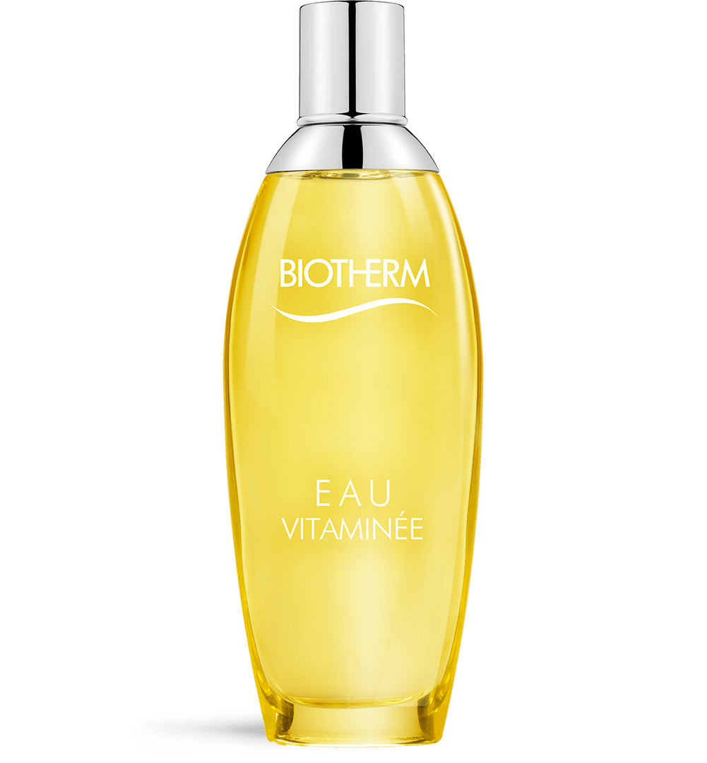 Eau Vitaminee Mist Bottle 100ml Biotherm <p>The exhilarating mist for body and spirit that perfumes%2C; tones and revitalizes. Natural essences of citrus fruits (sweet orange%2C; pink grapefruit%2C; citrus leaf and orange flower) are blended to create a scent that is fresh%2C; lively and delicately subtle.</p>