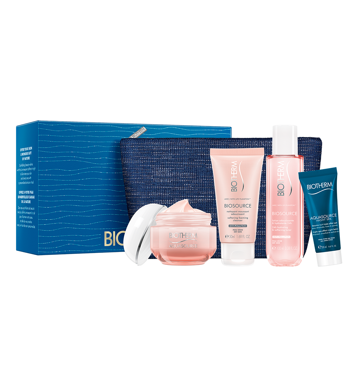 biotherm gift set